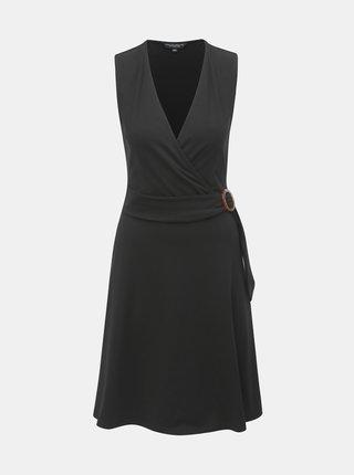 Černé šaty se sponou Dorothy Perkins
