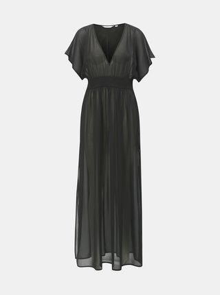 Cardigan de plaja negru transparent Dorothy Perkins