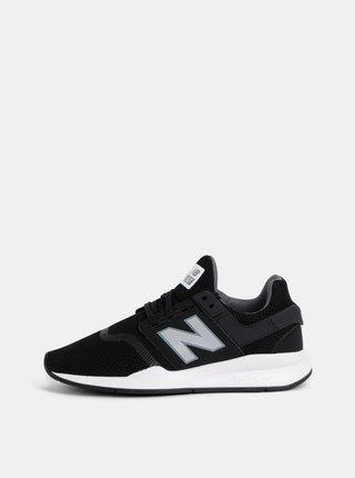 Čierne pánske tenisky New Balance 247
