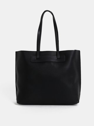 Černý shopper Tom Tailor Denim Alvina