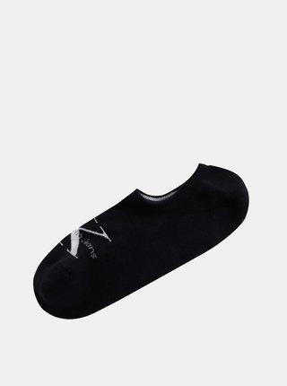 Černé pánské kotníkové ponožky Calvin Klein Jeans
