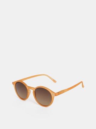 Oranžové slnečné okuliare IZIPIZI #D