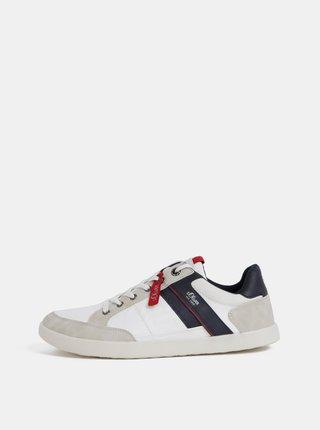 Pantofi sport barbatesti crem-alb s.Oliver