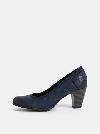 Pantofi albastru inchis s.Oliver