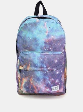 Farebný dámsky batoh Spiral Galaxy