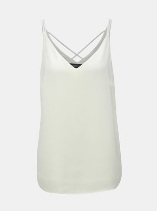 Bílý top Dorothy Perkins Tall