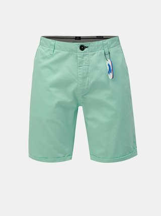 Pantaloni scurti verde deschis chino Dstrezzed