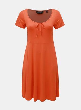 Rochie oranj Dorothy Perkins Curve