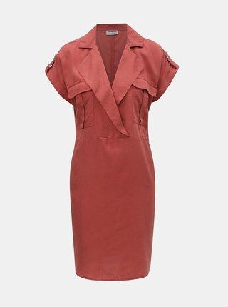Tehlové šaty Noisy May Vera