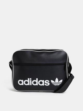 Černá crossbody taška adidas Originals Airliner Vintage
