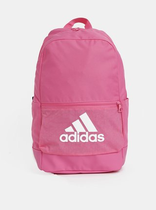 Růžový dámský batoh adidas Performance Bage Of Sport