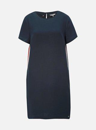 Tmavě modré šaty Tommy Hilfiger Anita