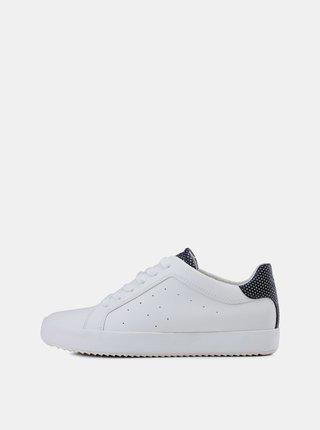 Pantofi sport albi de dama Geox Blomiee