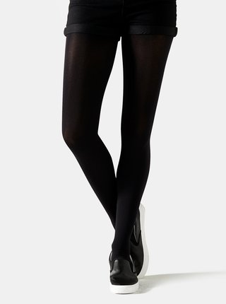 Černé punčochové kalhoty Gipsy 100 DEN