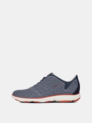 Pantofi sport barbatesti albastri Geox Nebula