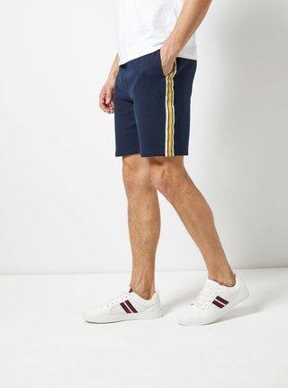 Pantaloni scurti albastru inchis Burton Menswear London