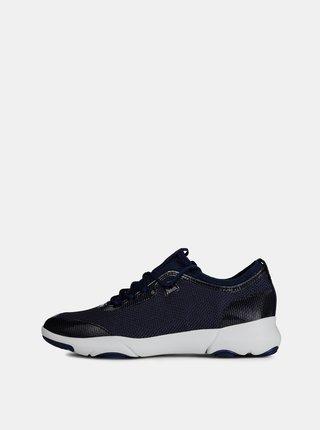 Pantofi sport albastru inchis de dama Geox Nebula