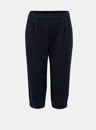 Pantaloni 3/4 albastru inchis din in VERO MODA Anna