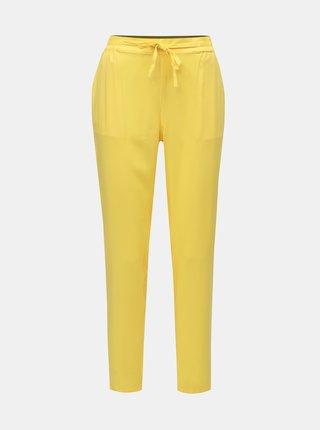 Žluté kalhoty VERO MODA Simply Easy