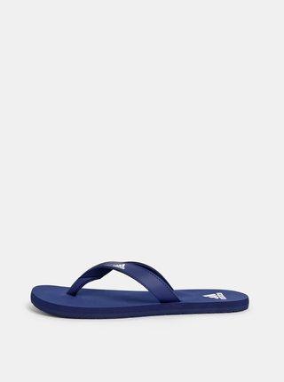 Papuci flip-flop barbatesti albastru inchis adidas CORE Eezay