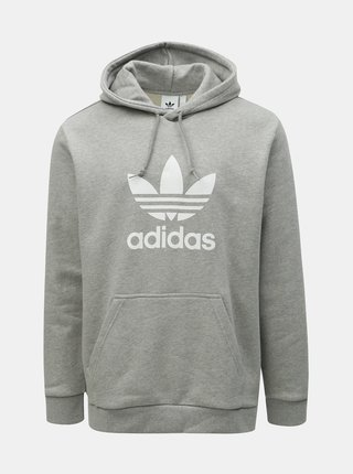 Hanorac barbatesc gri adidas Originals