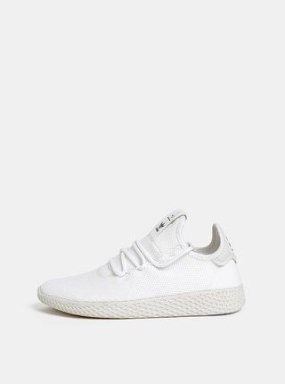 Adidasi albi de dama adidas Originals PW Tennis Hu