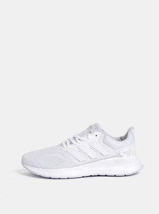 Adidasi albi de dama adidas CORE Runfalcon