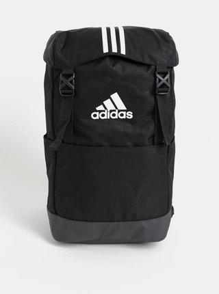 Čierny batoh s potlačou adidas Performance