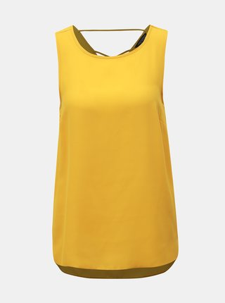 Top mustar Dorothy Perkins