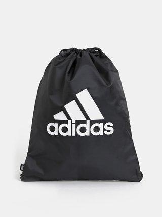 Sac negru cu imprimeu adidas Performance Gym