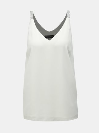 Top alb Dorothy Perkins