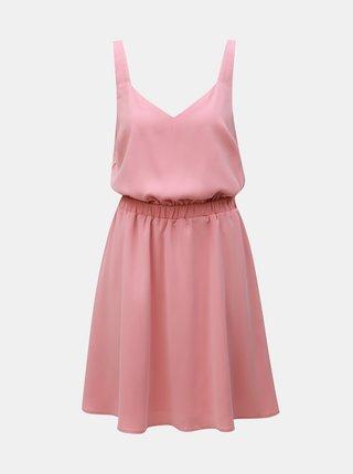 Rochie roz VILA Laia