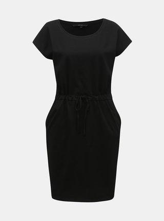Černé šaty s kapsami VERO MODA April