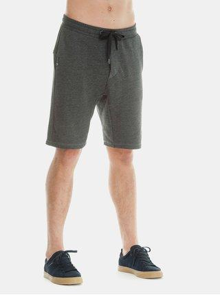 Pantaloni sport scurti barbatesti gri inchis Ragwear Ryan