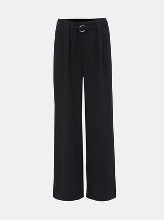 Tmavomodré široké nohavice ONLY Minnie