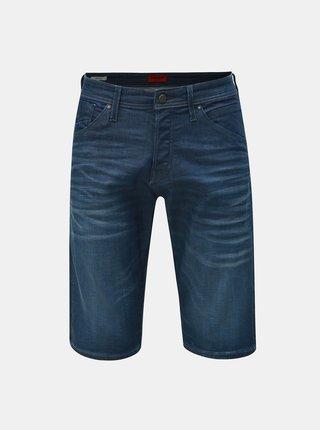 9928475d3fc1 Modré rifľové loose fit kraťasy Jack   Jones Max
