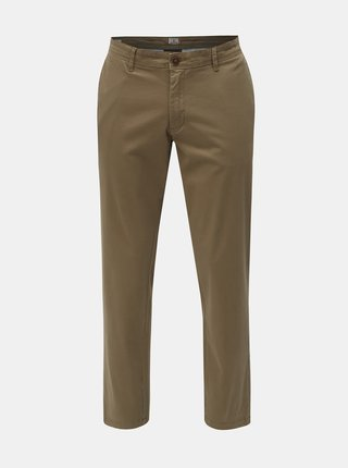 Pantaloni bej chino Jack & Jones Marco