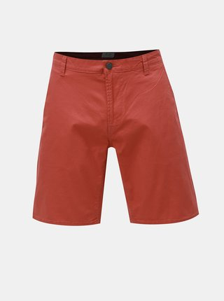 Pantaloni scurti rosii ONLY & SONS Holm