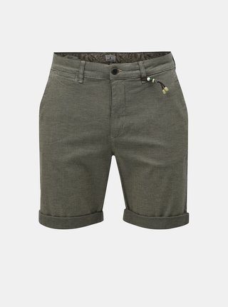 Pantaloni scurti maro chino Jack & Jones Kenzo