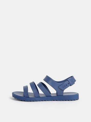 5238fe99ac1c Modré sandále Zaxy