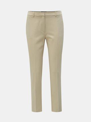 Krémové nohavice Dorothy Perkins Tall