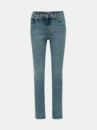 Světle modré slim fit džíny Calvin Klein Jeans