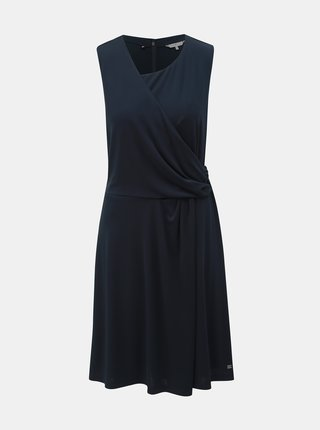 Tmavě modré šaty Tommy Hilfiger Barbara