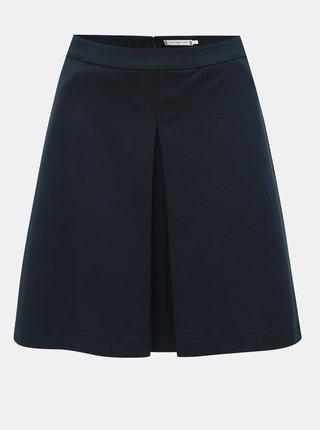 Tmavě modrá sukně Tommy Hilfiger Cara
