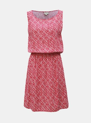fc7202b91eaf Ružové kvetované šaty Jacqueline de Yong Star