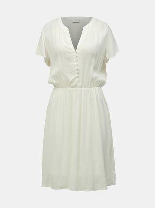 Bílé šaty VILA Minna