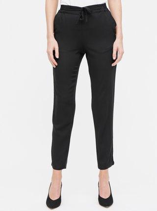 Černé kalhoty VERO MODA Simply Easy