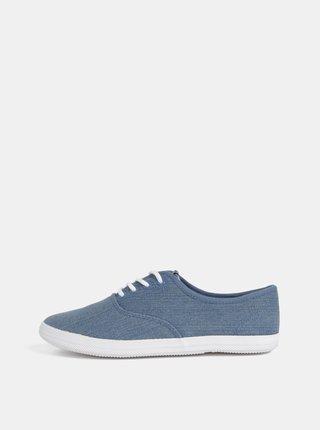 Pantofi sport albastri Tamaris