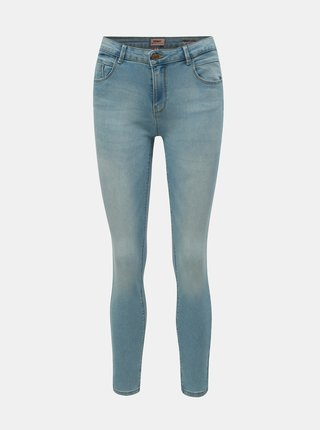 Blugi albastru deschis push up skinny fit ONLY Daisy