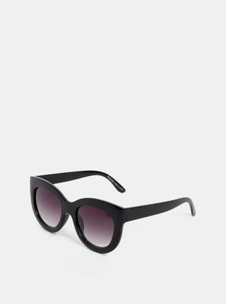 Čierne slnečné okuliare Pieces Erika